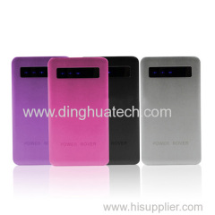 Hot sale Ultra-thin mobile power supply with single usb output (4000mAH)