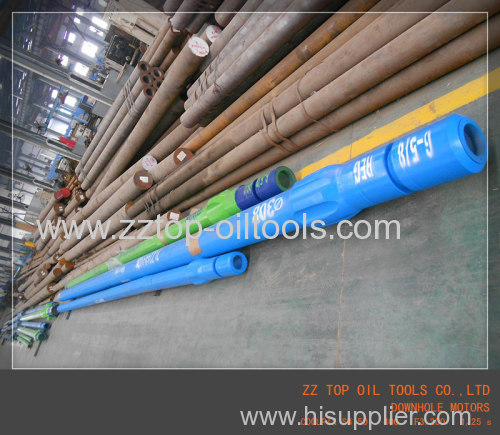 Downhole motor drilling tool bend type