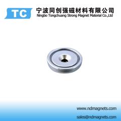 Strong Pot magnets Diameter 32mm, Height 8mm