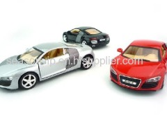 R8 AUDI car mould air freshener with fragranced tablets