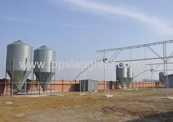 Chicken Farm Equipment Feed Silo