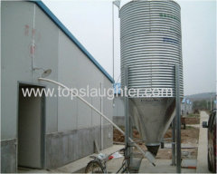 Automated Poultry Farm Equipments Feed Silo