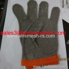 Stainless Steel Hand Glove