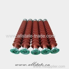 Red Fiber Optic Composite Insulators