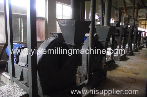 YDMT Series Convex-teeth Corn Germ Stripping Mill
