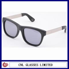 American design leather sunglasses