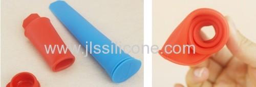 Popular Multicolored Silicone Ice Pop Maker