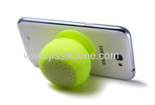 Hot Sale mini Bluetooth Speaker Wireless Hands Free Waterproof Silicone Suction
