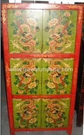 China livingroom furniture 6 doors