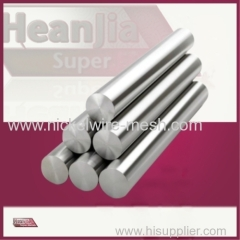 Hastelloy B-2 Alloy Rod Bar