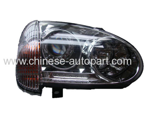 Auto Head Lamp for Wingle 5