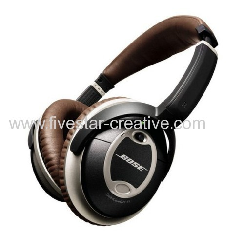 Bose QuietComfort Limited Edition Over-Ear Noise Cancelling Headphones QC15 Slate Brown