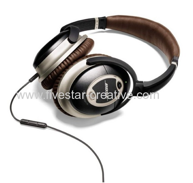 Bose QuietComfort 15 Acoustic Noise Cancelling Headphones Limited Edition Slate Brown