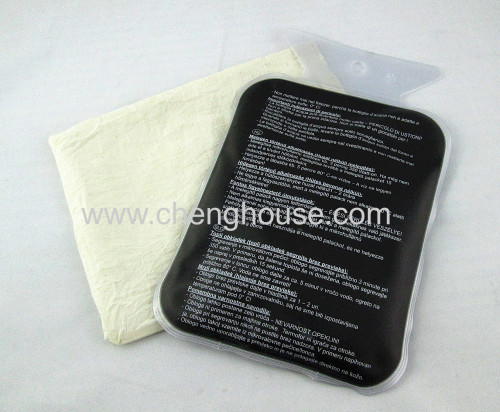 Hot Water Bag Shape Mineral Clay Hot Pack
