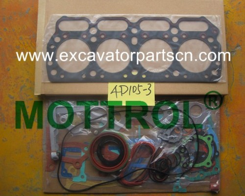 4D105 GASKET KIT FOR EXCAVATOR