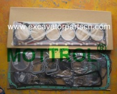 6D102 GASKET KIT FOR EXCAVATOR