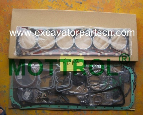 6D102 GASKET KIT FOR EXCAVATOR