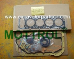 4M40 GASKET KIT FOR EXCAVATOR