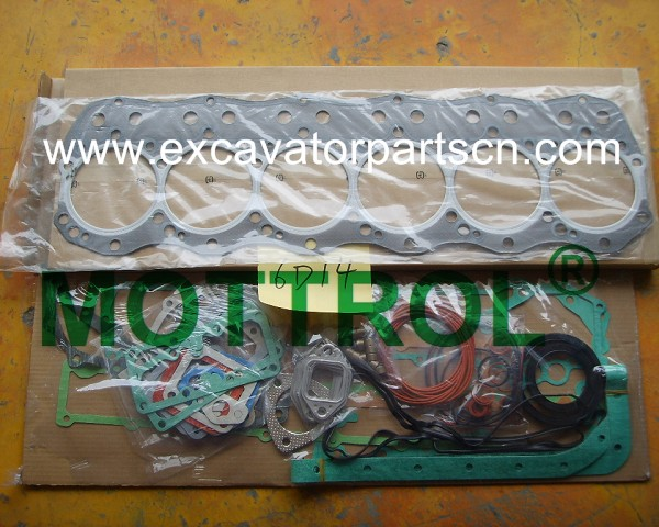 6D14 GASKET KIT FOR EXCAVATOR
