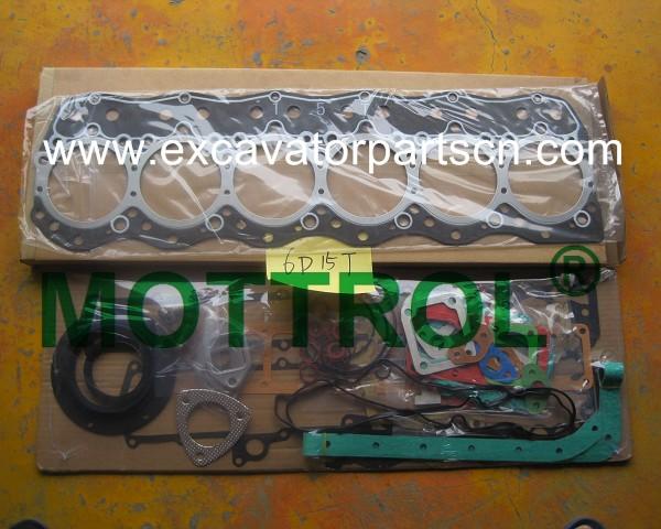6D15 GASKET KIT FOR EXCAVATOR