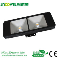 160W led tunnel lamps