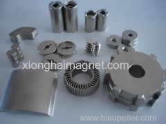 Supply Sintered neodymium permanent magnets