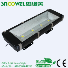 200w led tunnel lamps