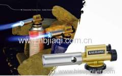 Portable gas welding torch/Butane fas torch/Autoignition flame fun mapps gas torch