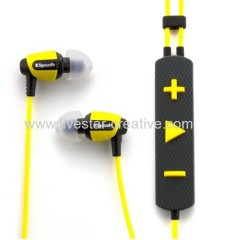 Klipsch Image S4i Rugged Yellow In Ear Earbud Headphones