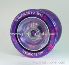 Heat transfer film for plastic YOYO