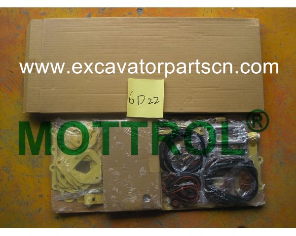 6D22 GASKET KIT FOR EXCAVATOR