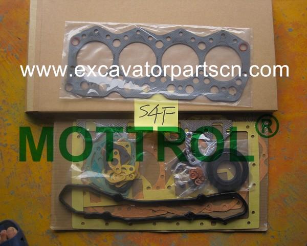 S4F GASKET KIT FOR EXCAVATOR