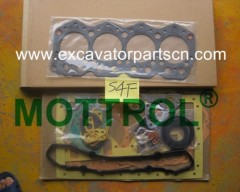S4F GASKET KIT FOR EXCAVATOR