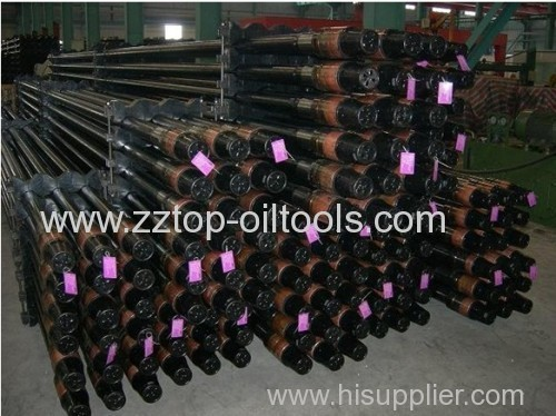 Oil Well OCTG Tubular Drill Collar and Drill Pipe