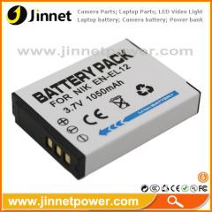 Wholesale EN-EL12 Battery for Nikon