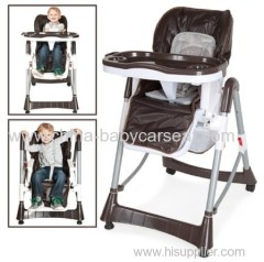 CHILD HIGH CHAIR WITH EN14988 APPROVAL