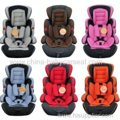 CHILD CAR SEAT WITH ECE R44/04