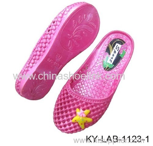 Injection shoe, PCU slippers, gardern shoes,surfing shoe