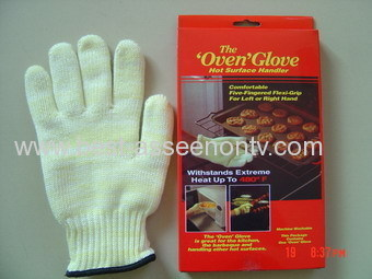 NEW MAGIC OVEN GLOVES HEAT RESISTANT AS SEEN ON TV NON SLIP (DOUBLE OR SINGLE)