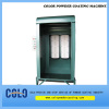 colo-s2152 SMART Style powder coating booth