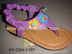 Lily Junior Girls summer sandals