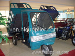 500 kg Cargo Motorized Tricycle LS150ZH-FB , 150cc Three Wheeled Tricycle
