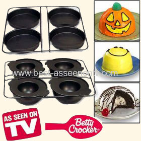 Betty CrockerCake Mold Bake n