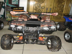 Water Cooled Heavy Four Wheeled karting 4x4 ATV With Single Cylinder