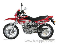 Yamaha Honda 250cc Off Road Motorcycles With Single Cyclinder 4 Stroke Air Cooled