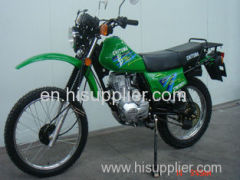 Zongshen Supercross Air Cooled 250cc Off Road Motorcycles , Single Cylinder Dirt Bike Motorcycle