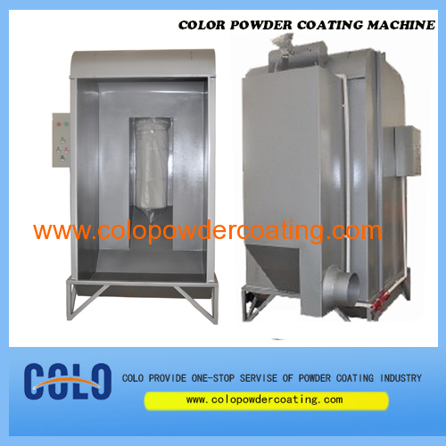 The leading supplier small powder coating