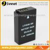 EN-EL20 for Nikon rechargeable lithium battery for camera Nikon 1 J1