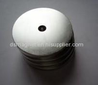 Sintered Ndfeb Permanent Magnet with hole