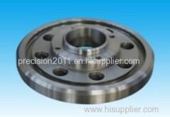 High-speed rail motor parts